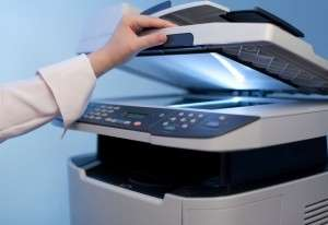 Photocopier Scanner