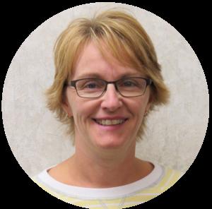 Headshot of Cyndi Onkka, Business Manager