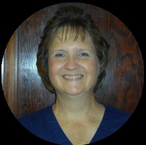 Headshot of Kathy Sullender, PHN