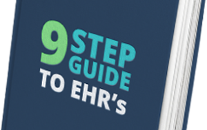 9 Step Guide to EHR's book screenshot