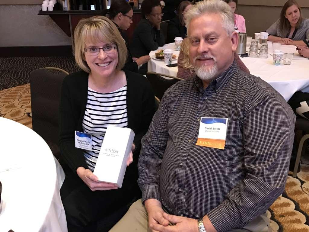 David Smith and Margaret Sturgis