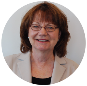Headshot of Suzanne Plemmons, MN, RN, PHCNS-BC