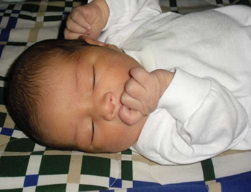 CDC Safe Sleep for Babies